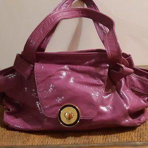 Fendi Purple Vintage Purse